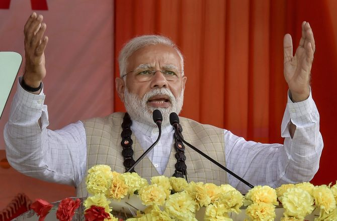 No victory or loss for anyone: PM on Ayodhya verdict