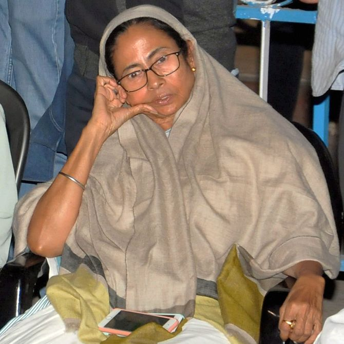 Should become B'desh PM: BJP MLA mocks Mamata on NRC