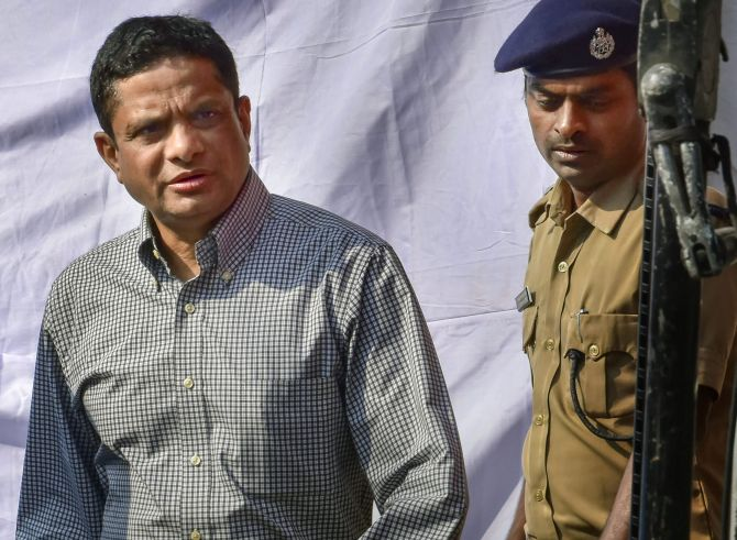 CBI sets up special team to trace Rajeev Kumar