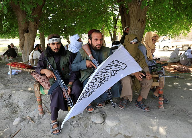 India News - Latest World & Political News - Current News Headlines in India - The Taliban: Barbarians at our gate
