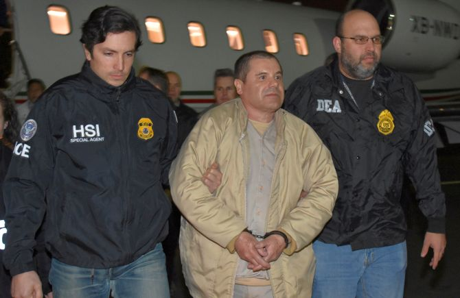 'El Chapo' sentenced to life imprisonment