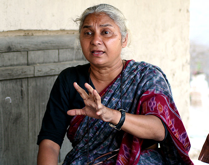 Medha Patkar gets passport office notice; cries foul