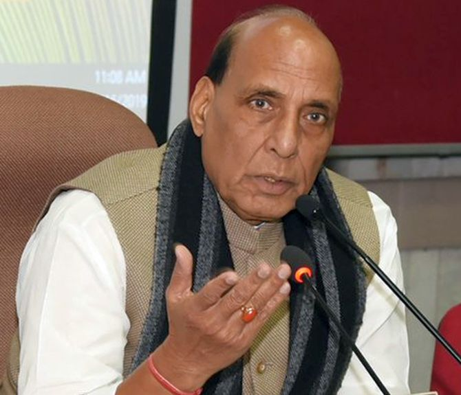 India News - Latest World & Political News - Current News Headlines in India - Rajnath reviews country's security situation in wake of Pulwama attack