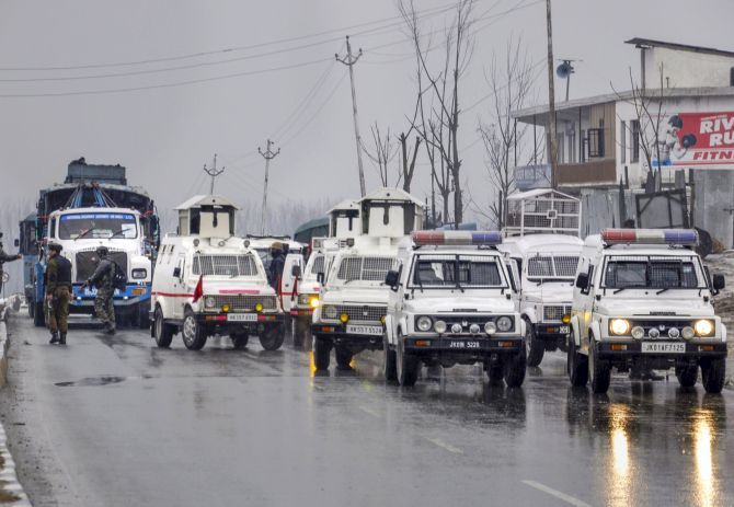 India News - Latest World & Political News - Current News Headlines in India - After Pulwama attack, CRPF tweaks SOPs to secure convoys
