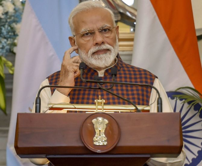 India News - Latest World & Political News - Current News Headlines in India - Time for talks over, world will have to act now: PM on Pulwama attack
