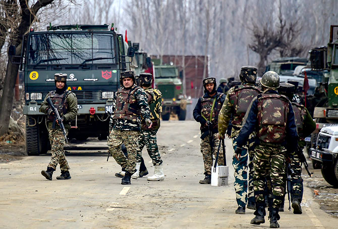 India News - Latest World & Political News - Current News Headlines in India - Army officer cut short his leave to lead Pulwama encounter