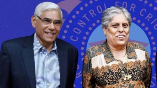 CoA members Vinod Rai and Diana Edulji were known to have differences on a few issues