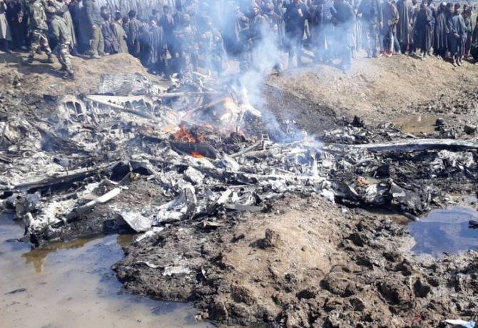Probe finds India downed own copter in Budgam