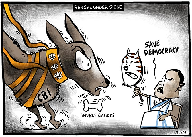 BJP's self-goal in Bengal and north east