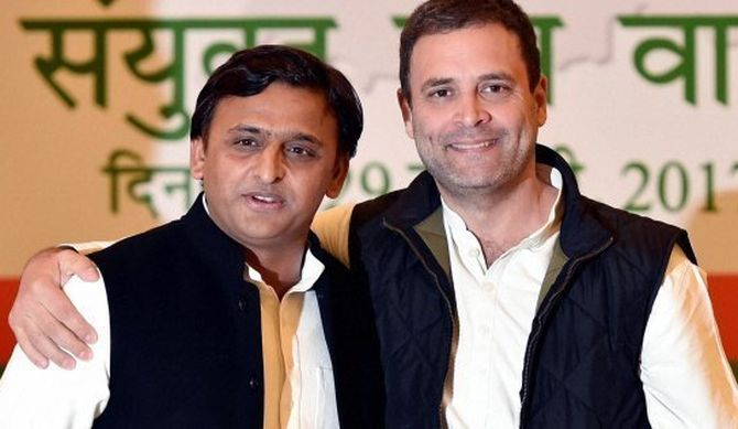 India News - Latest World & Political News - Current News Headlines in India - Cong leaves 7 LS seats in UP for SP-BSP-RLD alliance