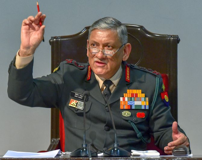 Balakot teror camp reactivated by Pakistan: Army chief