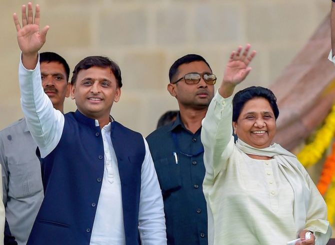 India News - Latest World & Political News - Current News Headlines in India - Akhilesh, Maya set to announce alliance without Cong in UP