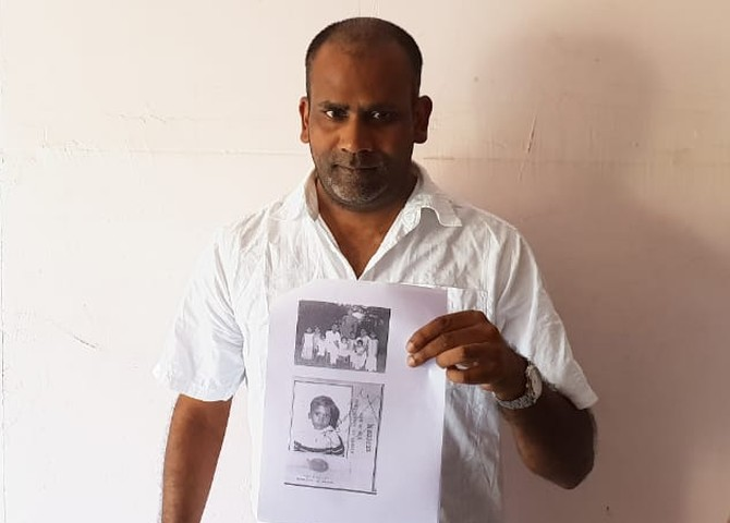 India News - Latest World & Political News - Current News Headlines in India - A Dane in search of his father in Tamil Nadu