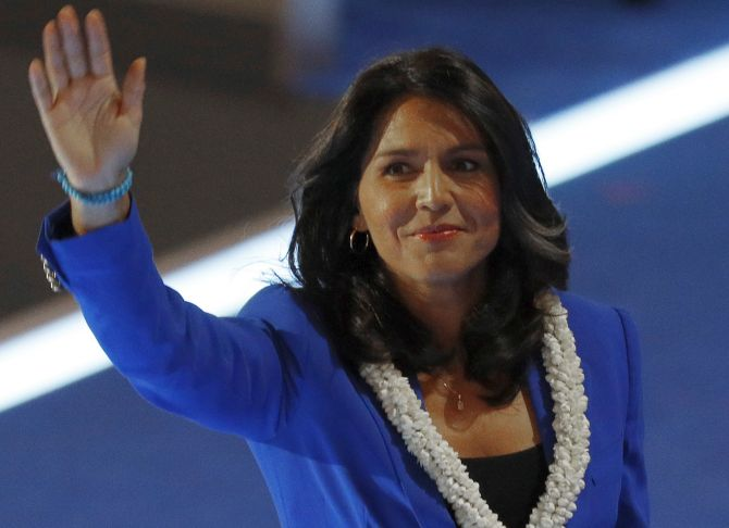 India News - Latest World & Political News - Current News Headlines in India - Tulsi Gabbard announces 2020 presidential run to take on Trump