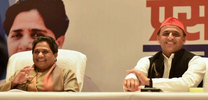 Suspended BSP MLAs meet Akhilesh, may join SP