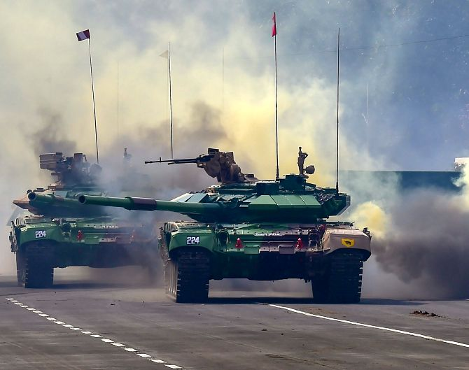 India News - Latest World & Political News - Current News Headlines in India - PHOTOS: 71st Army Day parade