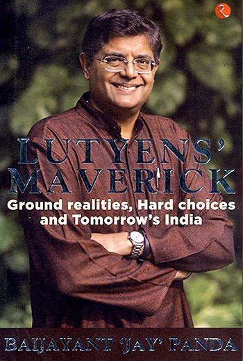 The cover of Jay Panda's book