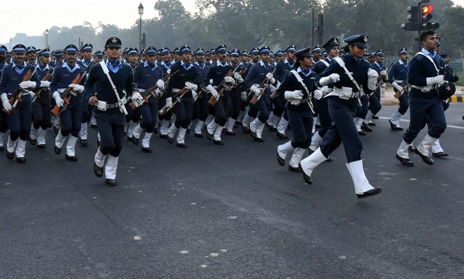 India News - Latest World & Political News - Current News Headlines in India - Will be fulfilling my dad's dream: Head of IAF contingent for R-Day parade