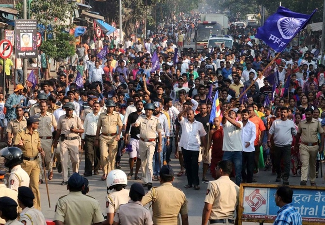 Centre transfers Koregaon-Bhima probe to NIA