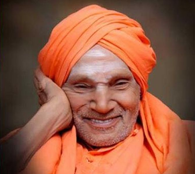 India News - Latest World & Political News - Current News Headlines in India - Prominent Lingayat seer Shivakumara Swami dies at 111