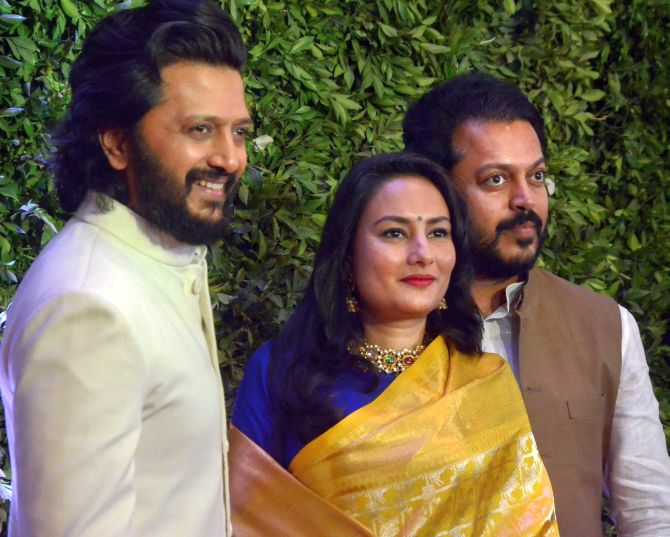 Ritesh Deshmukh 2019