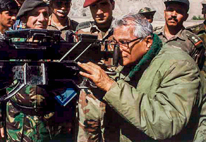 India News - Latest World & Political News - Current News Headlines in India - 'We never had a Raksha Mantri as sharp as George Fernandes'