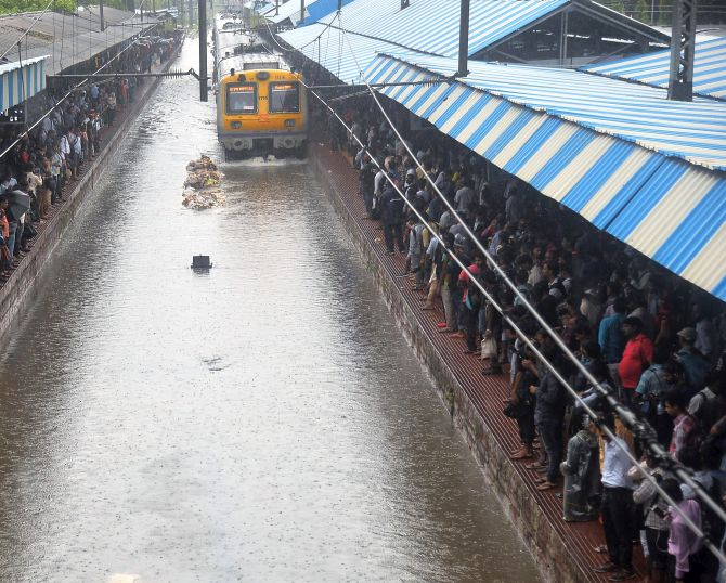 Image result for mumbai rain