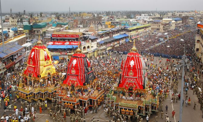 SC stays Puri's Rath Yatra due to COVID-19