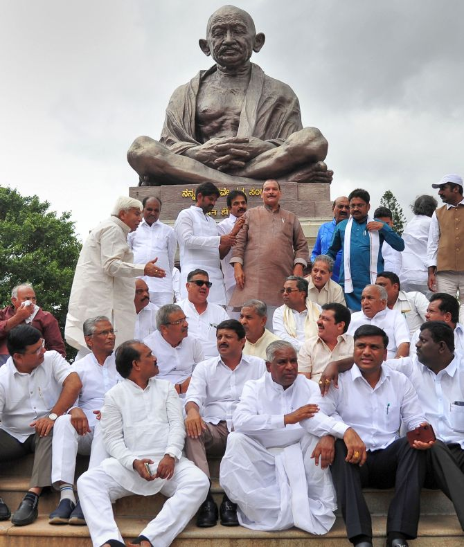 Where did Karnataka's 'value-based' politics vanish?