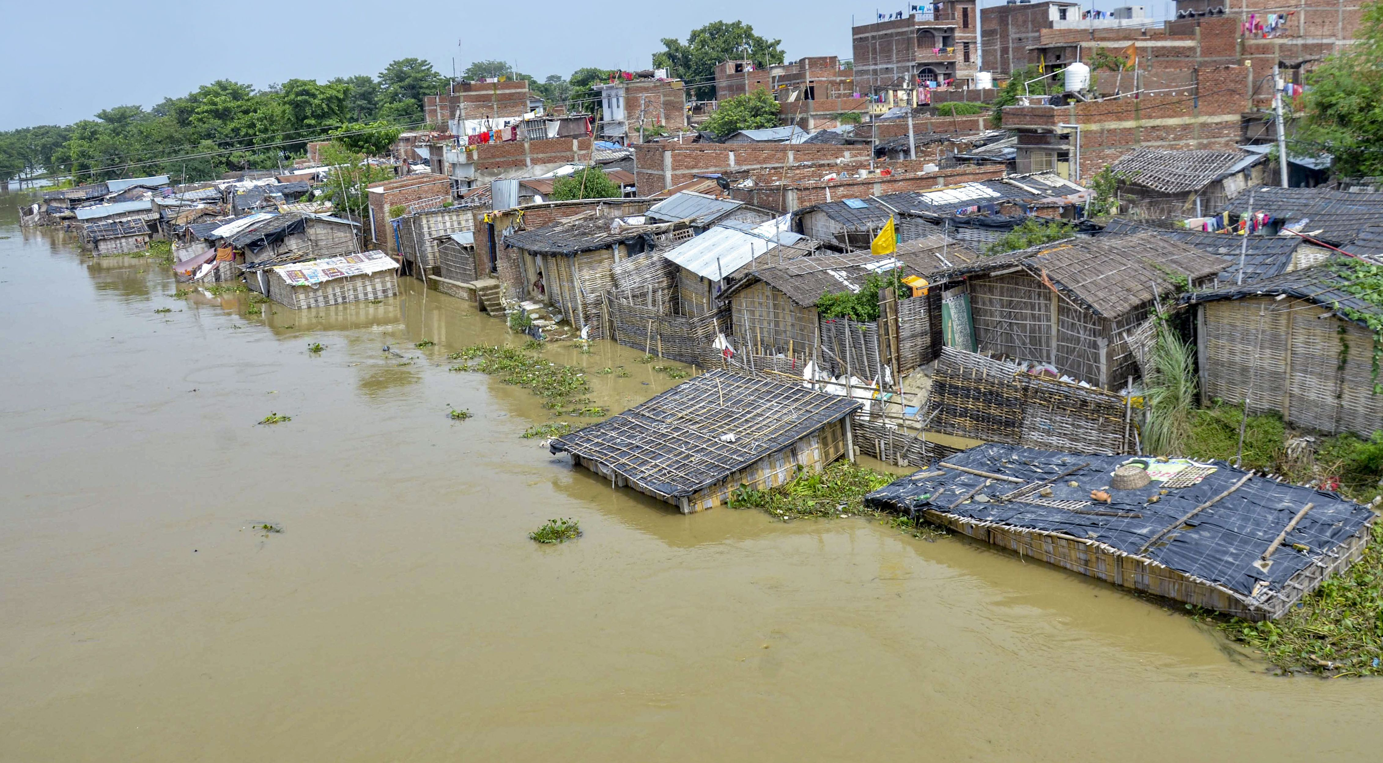 Floods in Bihar, NE kill 44; nearly 70 lakh affected