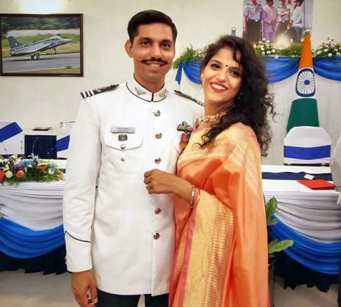 Wife of pilot killed in Mirage 2000 crash to join IAF