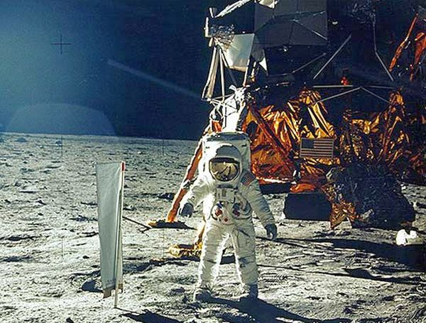 12 things you may not know about 1st moon landing