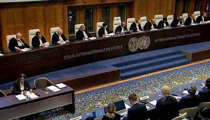 ICJ asks Pakistan to review Jadhav's death sentence
