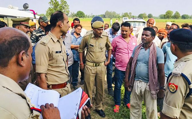 9 killed, 19 injured in shootout over land in UP