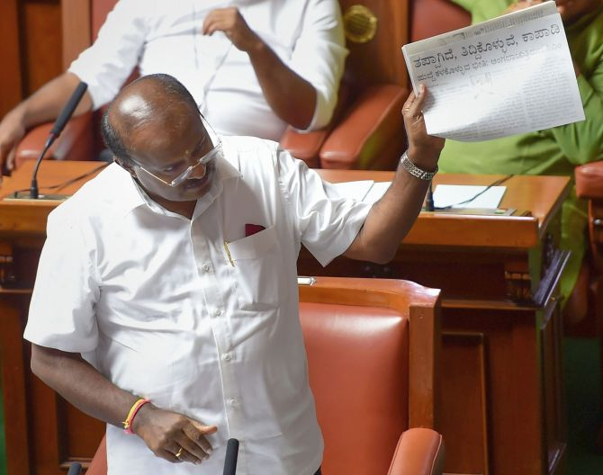 HDK ignores Guv's trust vote deadline, gets another