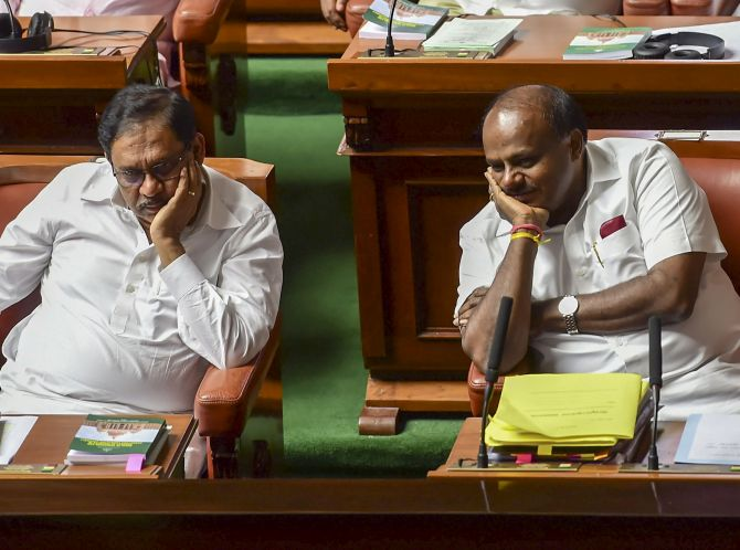 K'taka assembly fails to meet Guv's deadline