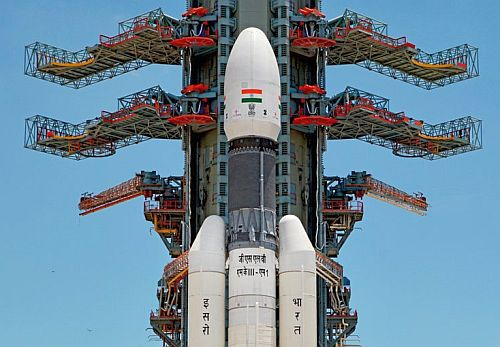 Chandrayaan-2 ready for liftoff on Monday