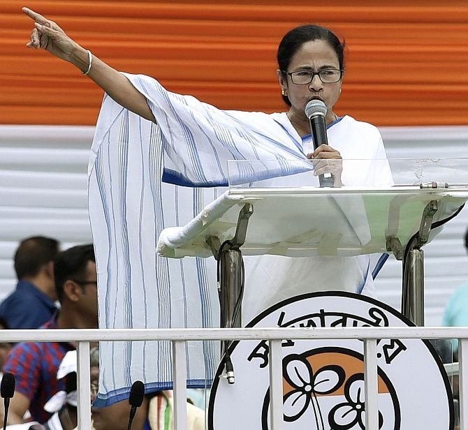 2019 poll result is not history, but mystery: Mamata