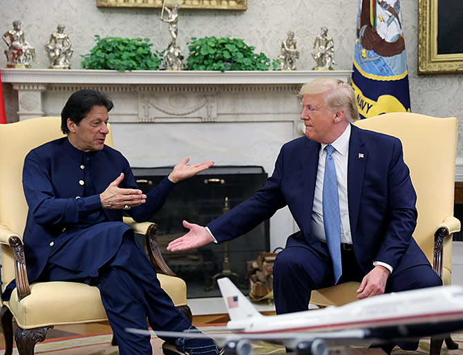 US-Taliban treaty: Why Pakistan is grinning
