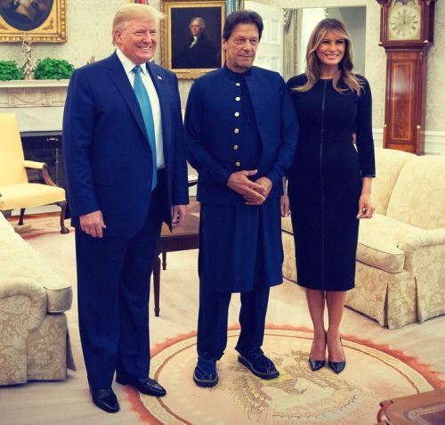 Why was Trump in a hurry to please Imran? - Rediff com India
