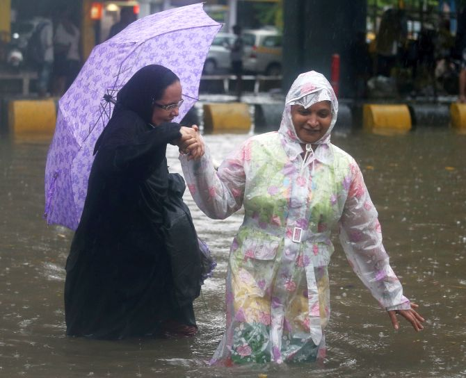 Rains spell trouble in Mumbai and there's more to come