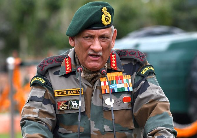 Chief of defence staff by Jan, Gen Rawat frontrunner
