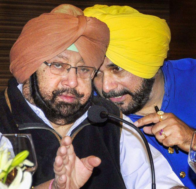 Why Sidhu gets to bat for Congress despite tantrums