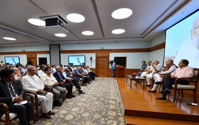 Modi govt reshuffles top secretaries