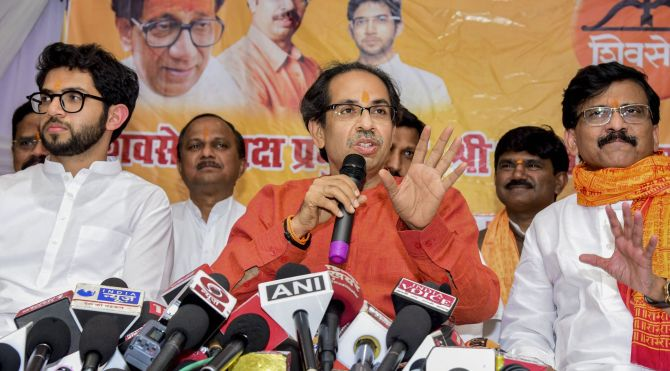 Sena claims support of 170 MLAs, insists on CM post