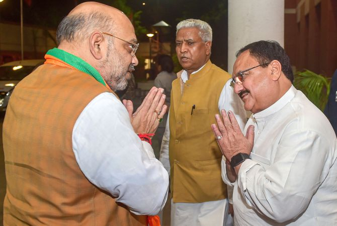 Nadda set to be BJP president on Jan 20