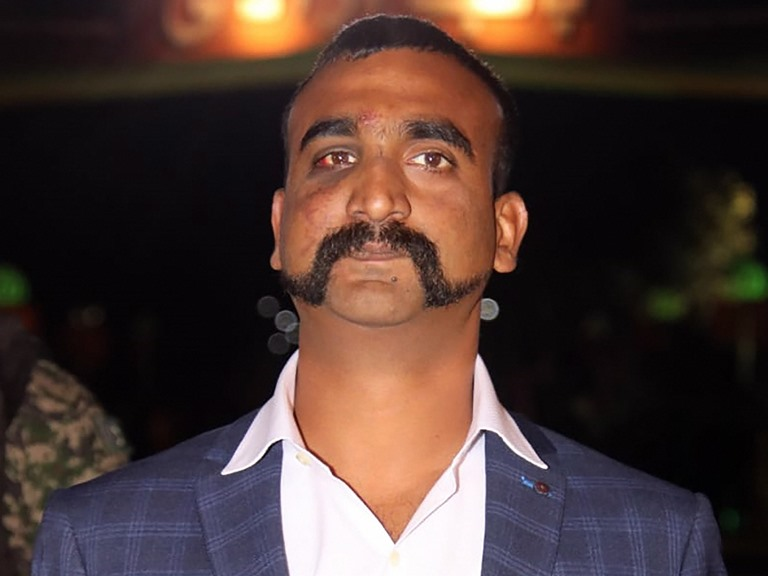 I-Day gallantry awards: Abhinandan gets Vir Chakra