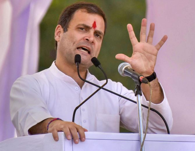 Rahul, Cong must apologise: BJP on Rafale verdict