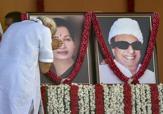 Was Vijaykanth the villain who stole Modi's thunder in TN?