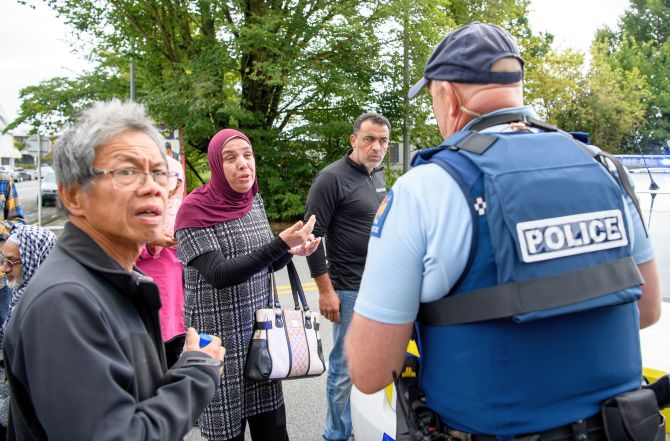 Indian-origin man injured in NZ mosque shootings